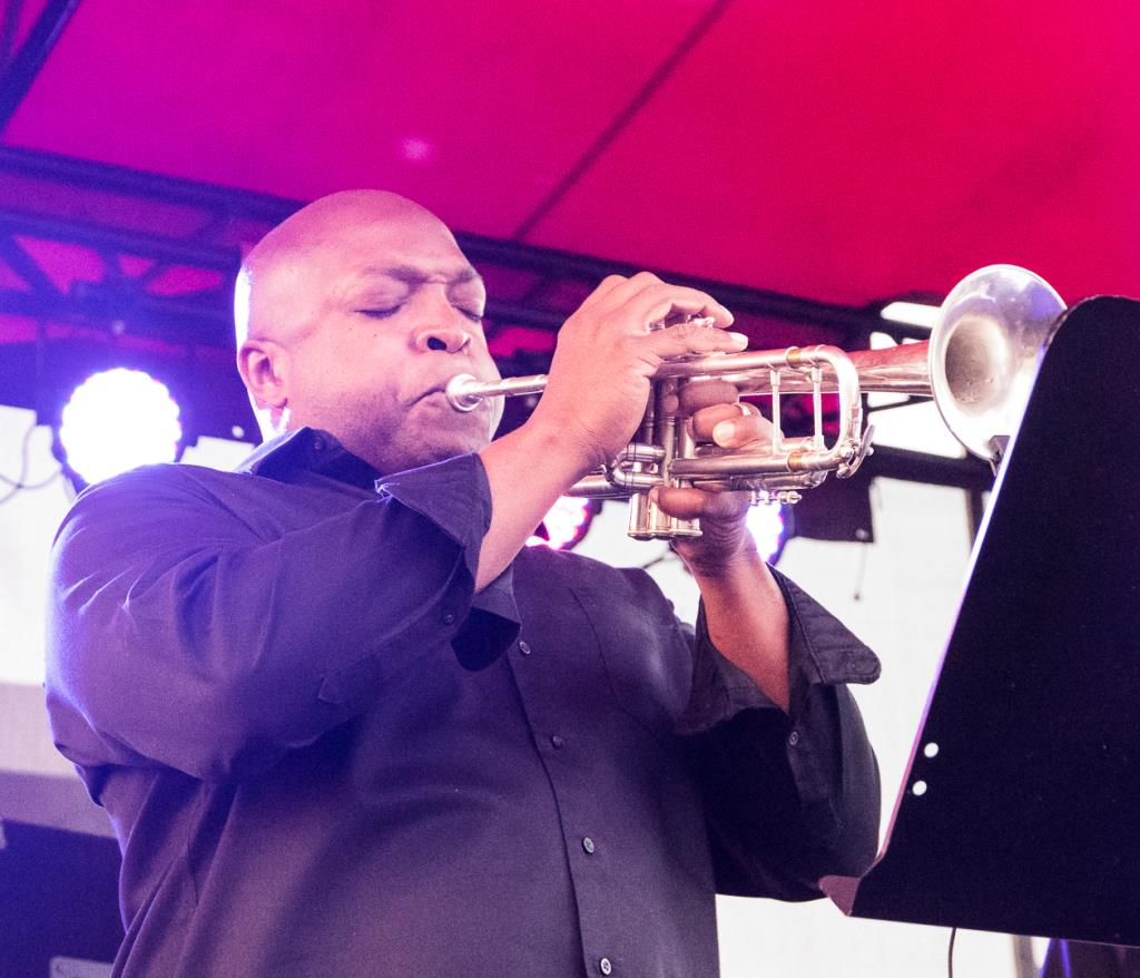 BBQ Fest Trumpeter