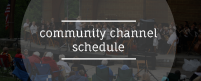 community channel schedule-01
