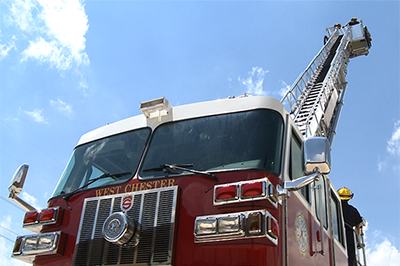 Recruiting Part-Time Firefighters | West Chester Township, OH